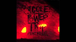 J. Cole (ft. Miguel) - Power Trip [CDQ] Born Sinner 2013