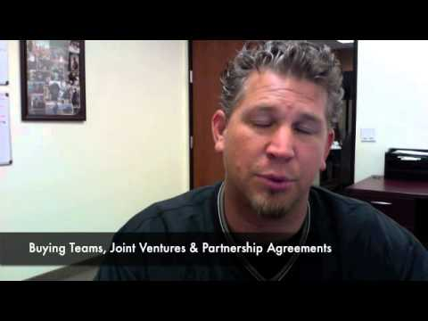 Buying Teams, Joint Partnerships