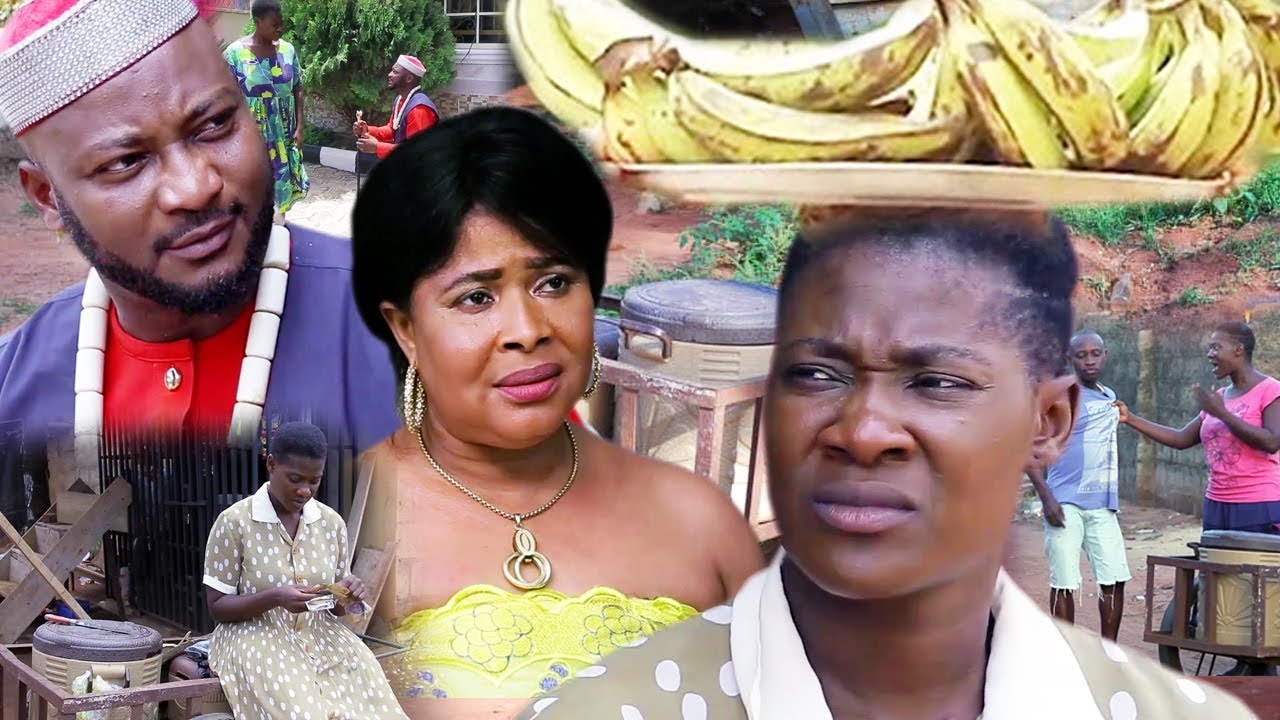 Download Mercy Johnson The Beautiful Village Hawker Season 5&6 - 2019 Latest Nigerian Nollywood Movie Full HD