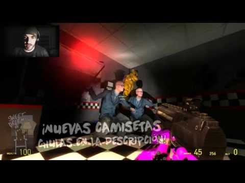 FIVE NIGHTS AT FREDDY'S GMOD CON WILLYREX, FERNANFLOO Y BERSGAMER | iTownGamePlay