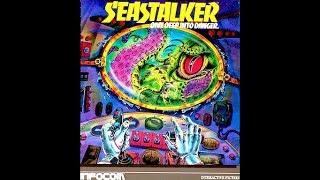Seastalker walkthrough (Apple II - Infocom)