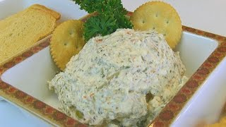 Betty's Feta Cheese And Olive Dip
