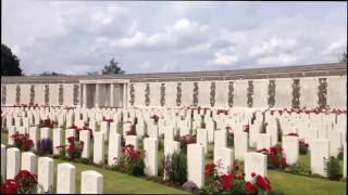World War I Flanders Field Tour