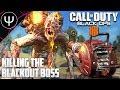 Black Ops 4: Blackout — Killing the BLACKOUT BOSS (Blightfather)!