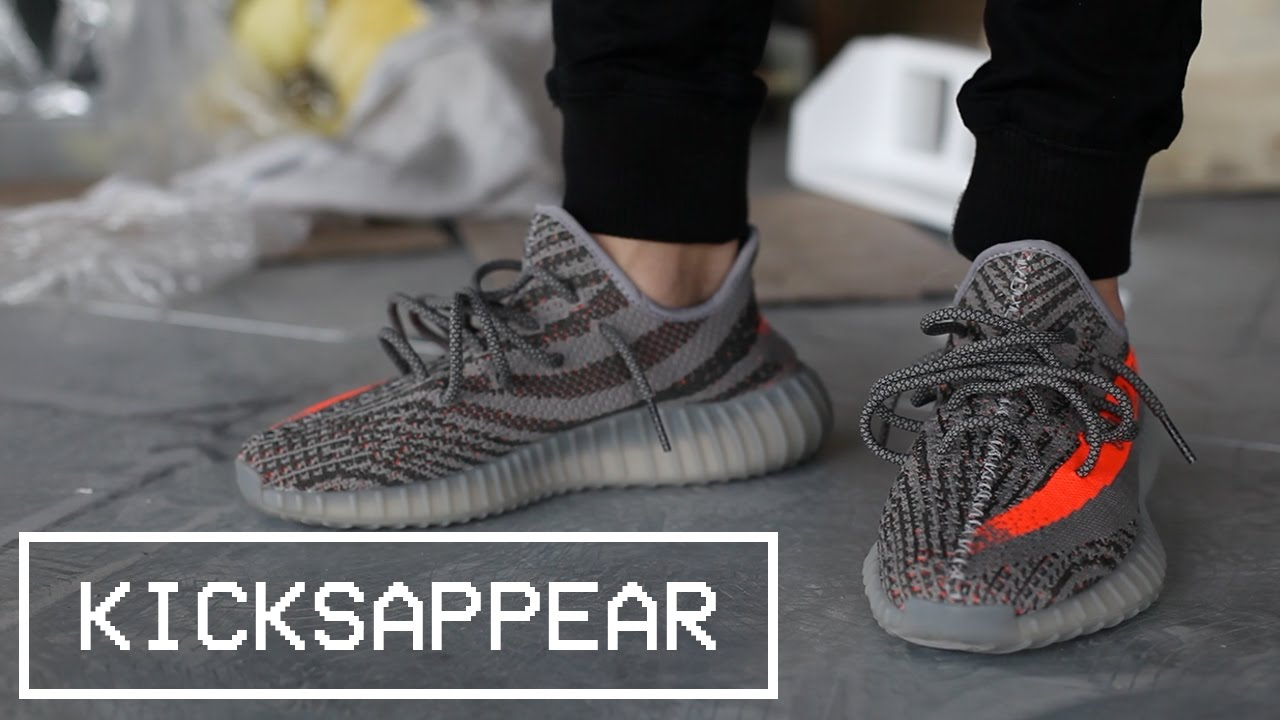 Yeezy 350 v2 Beluga Fake vs Real Rep Review! Cool Air Mechanical