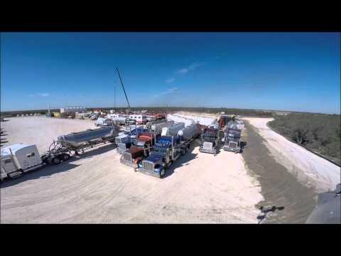 South Texas Day Frac By NeXus Sand Coordinators
