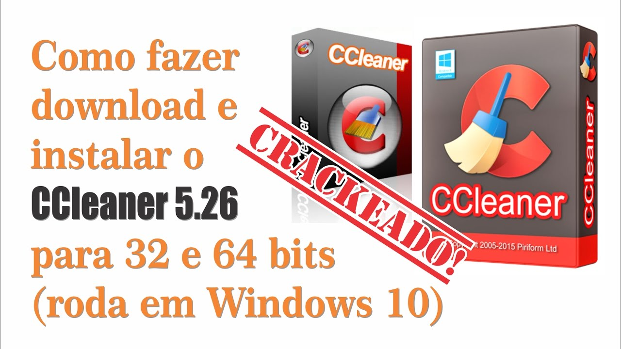 Ccleaner free download for windows 10, 7, 8/8. 1 (64 bit/32 bit.