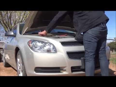 2008 2012 Chevrolet Malibu Headlight Bulb Replacement Pt2