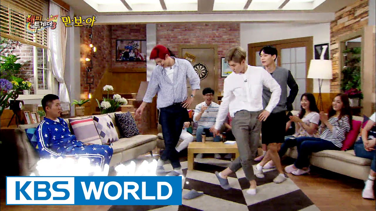 Download Exo's Three Dance Holes, Prove Your Dance! [Happy Together/2016.07.14]