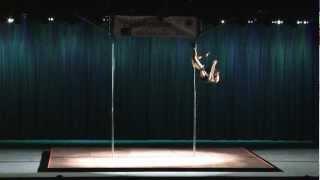 US Pole Dance Championships 2010 - Jenyne Butterfly