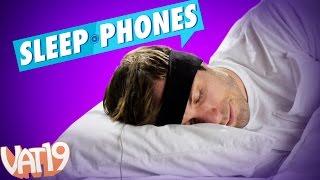 Headphones Made for Sleeping