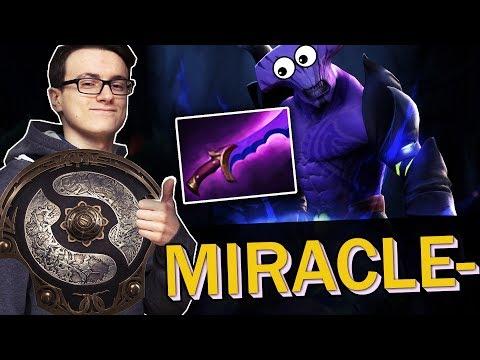 видео: 🔴ПЕРВЫЕ МАТЧИ miracle ПОСЛЕ ti7  В 9000 mmr ПАБАХ