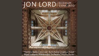 Durham Concerto: Part I, Morning, I. The Cathedral at Dawn