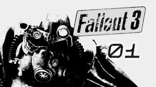 Fallout 3 Play - 01 - Alpha (The Beginning)