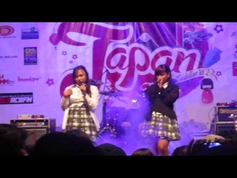 AKB48 - Oshibe to Meshibe to Yoru no Chouchou Cover by RAICHI @Japan Love Evolution 2