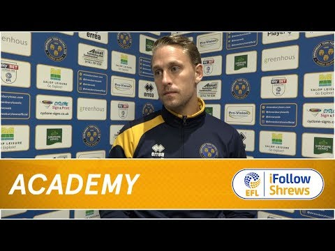 ACADEMY | Andy Jones on Leaving Town