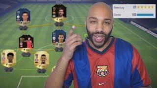 ICH BEWERTE EURE TEAMS! 🔥 💯 - Die unterbewertete Icon - FIFA 18 Ultimate Team