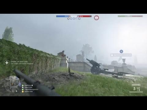 TONSA1984's Live PS4 Broadcast: Battlefield 1, Frontier communications sucks