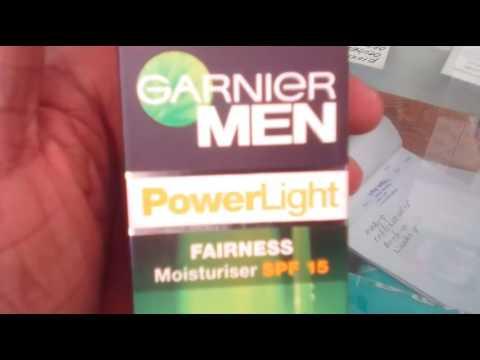 fairness face wash for men
