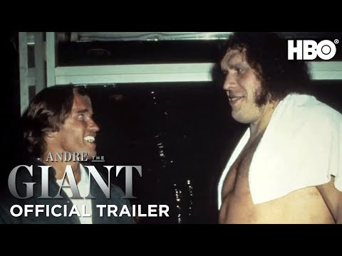 Andre The Giant Official Trailer #2 ft. Vince McMahon, Hulk Hogan, Arnold Schwarzenneger | HBO
