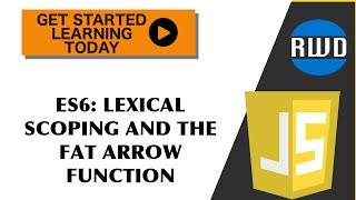 ES6: Arrow Functions and Lexical Scoping