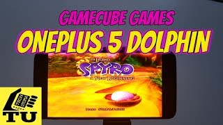 The Legend of Spyro A New Beginning Android Gameplay Dolphin Emulator Gamecube OnePlus 5