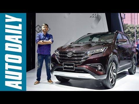 Toyota Rush 2018: Sập sàn vì giá 668 triệu đồng  AUTODAILY.VN 