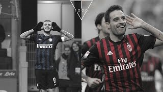 Promo AC Milan vs Inter | 20.11.2016 | 2 - 2 | Serie A Tim 2016/2017 ᴴᴰ(Chi vincerà il derby? Nel frattempo ecco il promo a esso dedicato ! LIKE, ENJOY AND SUBSCRIBE THE CHANNEL: ..., 2016-11-09T19:48:09.000Z)