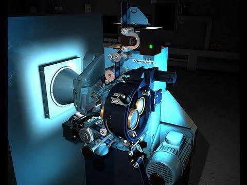 Proyector de cine 35 mm devry doovi for Mp30 projector