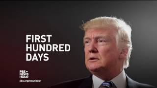 Repeat youtube video How Trump's first 100 days compares to past presidencies