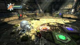 Generator Rex Agent of Providence Gameplay Walkthrough Level 2 Jungle