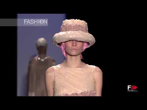 FERNANDA YAMAMOTO Spring Summer 2013 2014 Sao Paulo - Fashion Channel