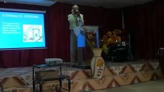 Predica: El Evangelista Y Escatólogo Panameño Rogelio Cooper.