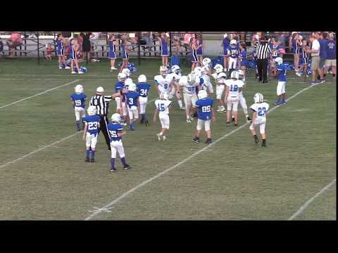 Chambers Academy vs Lakeside Pee-Wee and JV Football