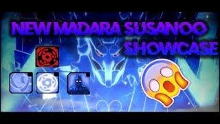 [CODE] MADARA SUSANOO SHOWCASE [ROBLOX VER 65 NxB]