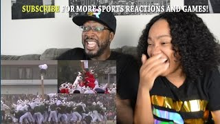 🇯🇵 - Japanese Dangerous Sport - Bo-Taoshi - REACTION