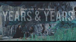 Shen Wei Zhao Yunlan; Years & Years [Guardian/Zhen Hun]