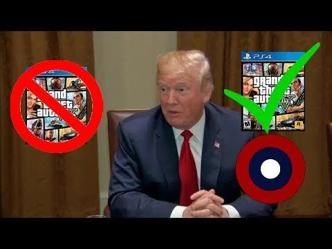 Trump's Video Game Conference