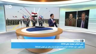 اللباد: تحويل ملف التنازل عن تيران وصنافير للبرلمان باطل دستوريا