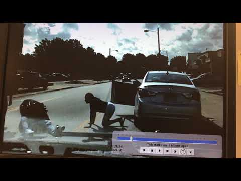"Euclid police release dash cam video of ""violent struggle"" with Richard Hubbard III"