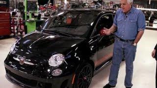 2012 Fiat 500 Abarth - Jay Leno