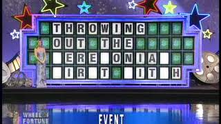 Wheel of Fortune 2005 -  3rd round