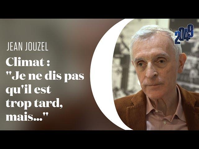Jean Jouzel sur le climat :