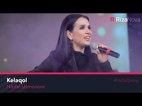 Nilufar Usmonova - Kelaqol Asraydi Albom Taqdimotidan