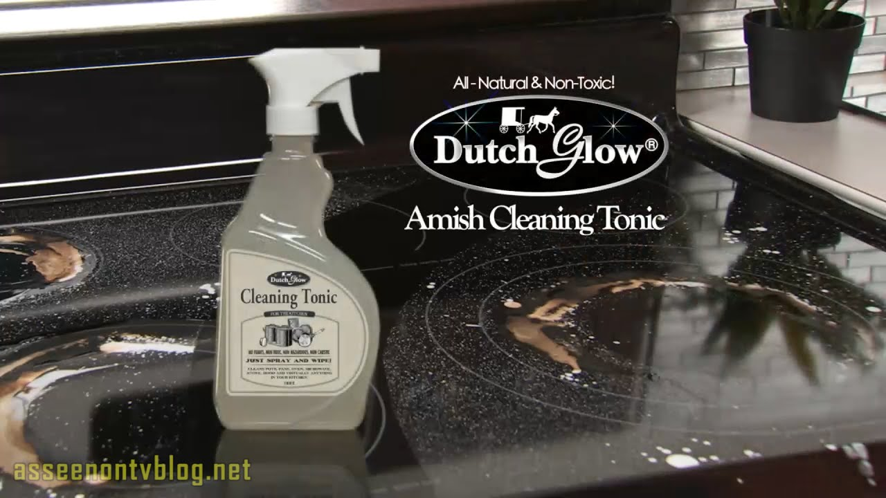 Dutch Glow Cleaning Tonic Commercial Via The As Seen On Tv Blog