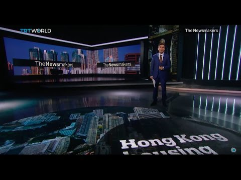 The Newsmakers: Trump's foreign policy and Hong Kong housing crisis