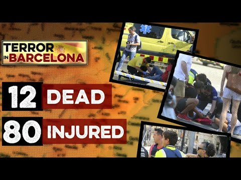 Download Youtube: Suspect killed, others arrested in Barcelona terror attack