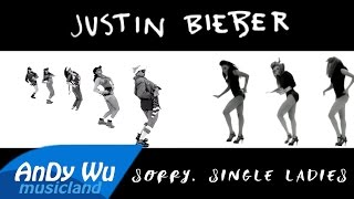 Beyoncé - Sorry, Single Ladies (feat. Justin Bieber) [Remix]