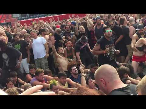 Amon Amarth - Guardians of Asgaard(Live) Chicago Open Air 2017