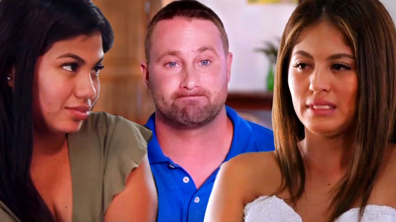 Download 90 Day Fiance: Why Evelin LIED About Marrying Corey